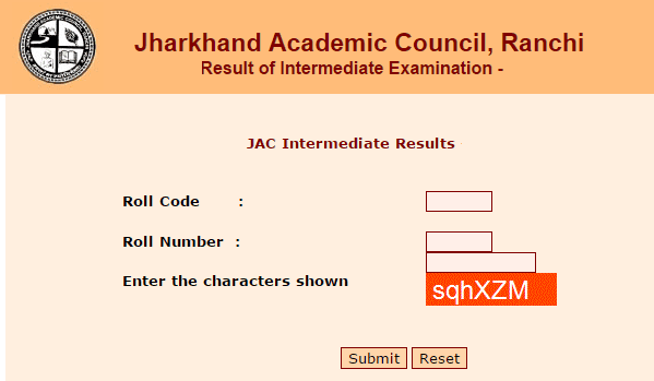 JAC Secondary Result 2019 Date