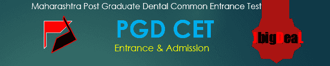 MH PGD CET 2018 - Maharashtra PG Dental Entrance 2018