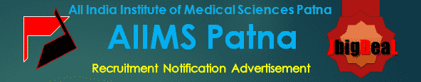 AIIMS Patna Recruitment 2018 Application Form