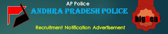 Andhra Pradesh Police Recruitment 2016 Online Application Form