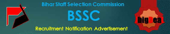 BSSC Recruitment 2019 Online Application