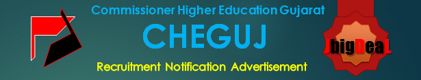 CHEGUJ Assistant Professors Recruitment 2016 Online Application Form