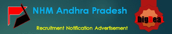 NHM AP MO, Consultant & Other Recruitment 2020 Online Application Form