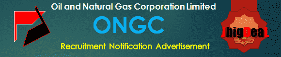 ONGC Recruitment 2018 Online Application Form