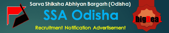 SSA Odisha Recruitment 2016 Application Form