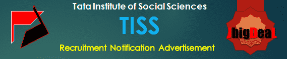 TISS Recruitment 2018 Application Form