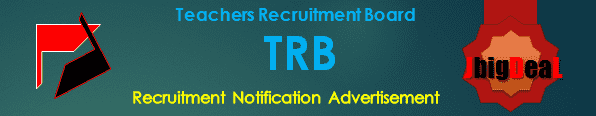 TRB Lecturer Recruitment 2016 Application Form