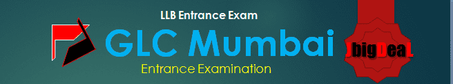 GLC Mumbai Entrance Exam for LLB Admission 2019
