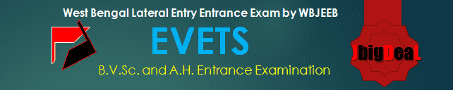 EVETS 2018 - WB B.V.Sc. and A.H. Entrance Admission Test 2018