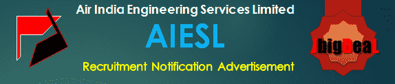 AIESL Recruitment 2018 Application Form
