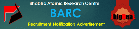 BARC JRF Recruitment 2021 Online Application Form