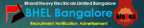 BHEL Bangalore Technician Apprentice Recruitment 2016 Application Form