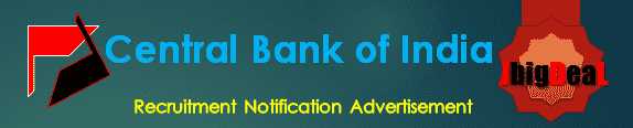 Central Bank of India Recruitment 2017 Online Application Form