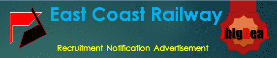 East Coast Railway Paramedical Staff & Doctors Recruitment 2020 Application Form