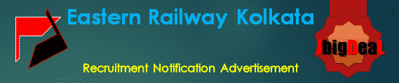 Eastern Railway Kolkata Recruitment 2017 Application Form