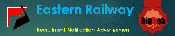 Eastern Railway Recruitment 2017 Application Form