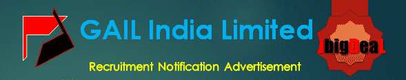 GAIL India Limited Recruitment 2016 Online Application Form
