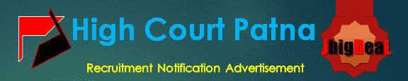 Patna High Court Law Assistant Recruitment 2019 Online Application