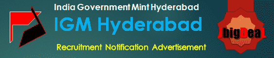 IGM Hyderabad Recruitment 2017 Online Application Form