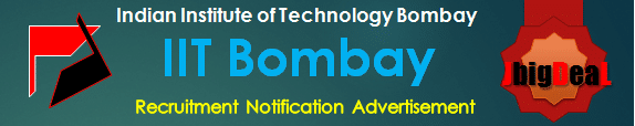 IIT Bombay Recruitment 2018 Online Application Form