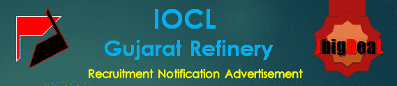 IOCL Gujarat Refinery Recruitment 2016 Online Application Form