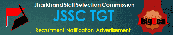 JSSC TGT Recruitment 2017 Online Application Form