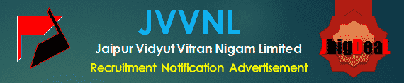 JVVNL Recruitment 2018 Online Application Form