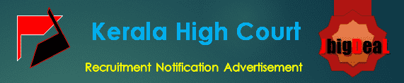 Kerala High Court Research Assistant Recruitment 2020 Online Application Form