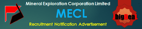 MECL Recruitment 2018 Online Application Form