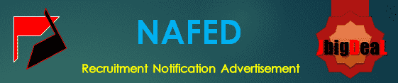 NAFED Recruitment 2016 Application Form
