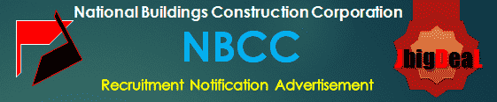NBCC Recruitment 2017 Online Application Form