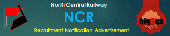 North Central Railway Apprentice Recruitment 2020 Online Application Form
