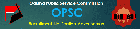 OPSC Geologist, Petrologist, Geophysicist & Mining Officer Recruitment 2020 Online Application Form