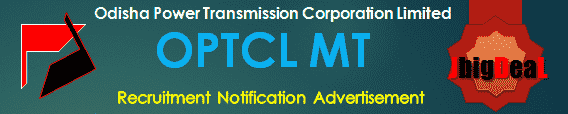 OPTCL MT Recruitment 2016 Online Application Form