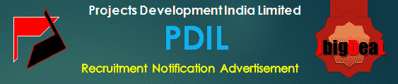 PDIL Recruitment 2018 Online Application Form