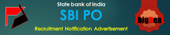 SBI PO Recruitment 2020 Online Application Form