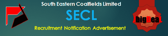 SECL Recruitment 2018 Online Application Form
