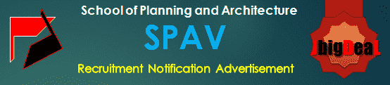 SPAV Recruitment 2017 Application Form