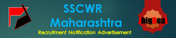SSCWR Maharashtra Recruitment 2017 Online Application Form