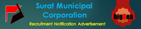 Surat Municipal Corporation Recruitment 2021 Online Application Form