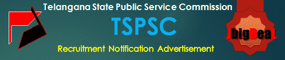 TSPSC Recruitment 2018 Online Application Form