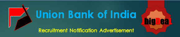 Union Bank of India Recruitment 2017 Application Form