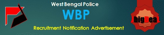 WBP Recruitment 2018 Online Application Form