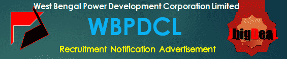 WBPDCL Recruitment 2018 Online Application Form