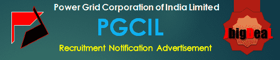 PGCIL Recruitment 2018 Online Application Form