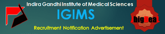 IGIMS Recruitment 2018 Application Form