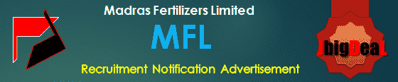 Madras Fertilizers Limited Apprentice Recruitment 2021 Online Application Form