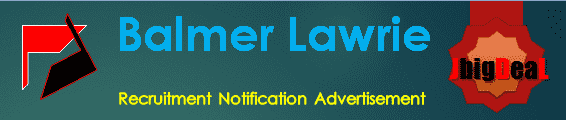 Balmer Lawrie Recruitment 2018 Online Application Form