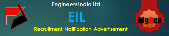 EIL Recruitment 2018 Online Application Form