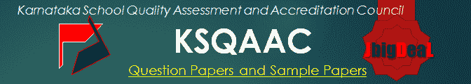 Ksqaac Question Papers